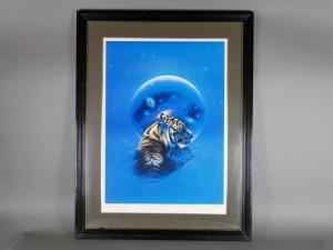 埼玉県 川越市で「クリスチャン・ラッセン」の作品を買い受けさせて頂きました
