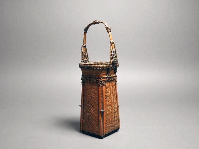東京都 西東京市で竹籠や煎茶器を買受させて頂きました