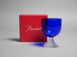 東京都 目黒区でバカラ(Baccarat)やモーゼル(Moser)のクリスタルガラスを買取らさせて頂きました