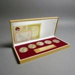 埼玉県 狭山市でオリンピックの記念メダルを買受けさせて頂きました