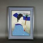 さいたま市 大宮区で「宮下柚葵」の日本画を買取らさせていただきました