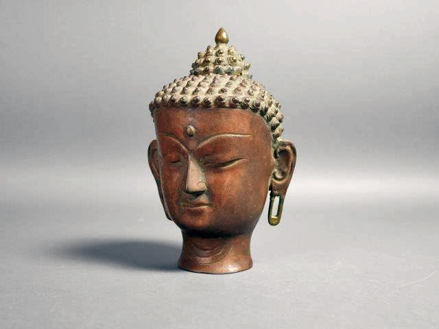 埼玉県 所沢市で仏像(仏頭)や絵画(油絵)、海外の洋食器(リチャード・ジノリ Richard Ginori)を買い取らさせて頂きました