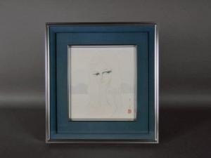 埼玉県 狭山市で「東郷青児」の絵画や「葛飾北斎」の木版画をご売却頂きました