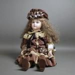 東京都 清瀬市でビスクドール(フランス人形)を買受けさせて頂きました
