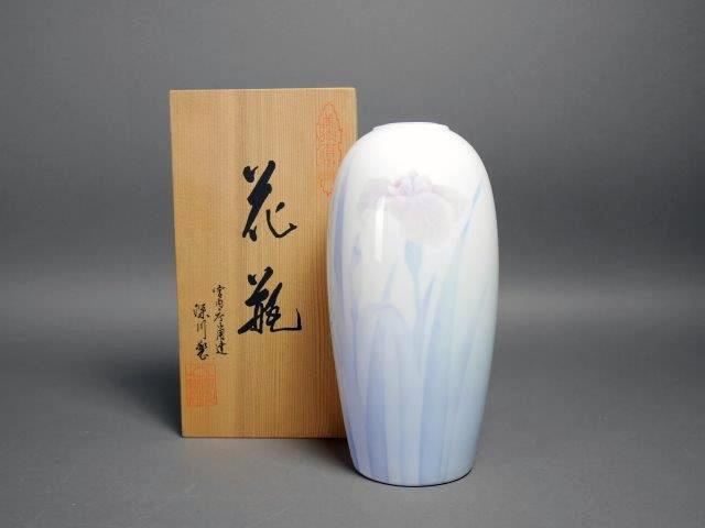 東京都 杉並区で「深川製磁」の花瓶やトロフィー(ゴルフコンペ)などを買い受けさせて頂きました