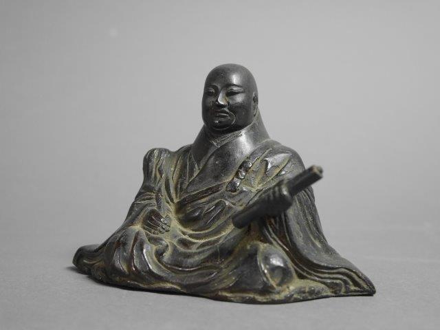 埼玉県 所沢市で仏像や矢立などをご売却頂きました