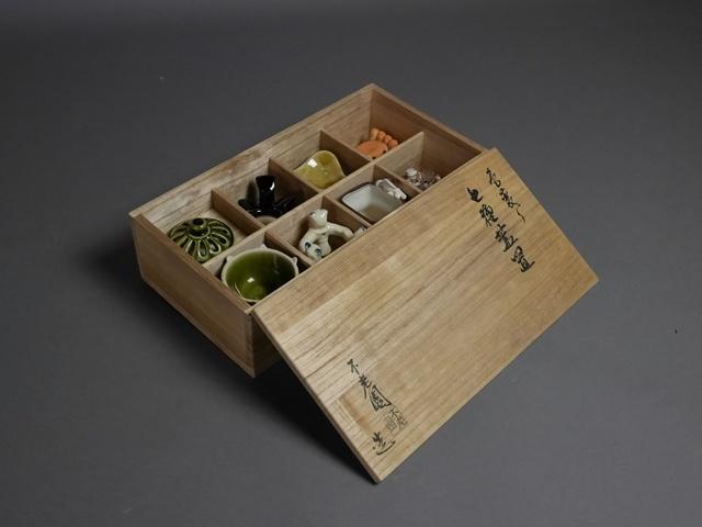 千葉県 市川市で蓋置や茶杓などの茶道具を買い取らさせて頂きました