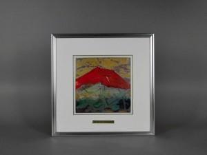 東京都 調布市で「池田満寿夫」作品や「勝正弘」の漆絵を買受させて頂きました
