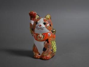 九谷焼 招猫