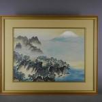 東京都 国立市で「横山大観」の版画をご売却いただきました
