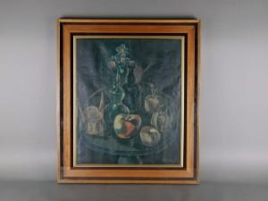 埼玉県 戸田市で「寺田政明」の油絵(絵画)を買い取らせて頂きました