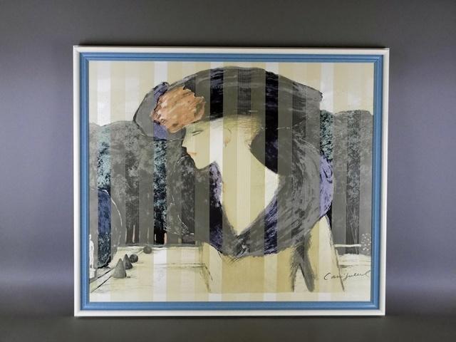 さいたま市 緑区で「ジャン・ピエール・カシニョール 」作品を買受させて頂きました