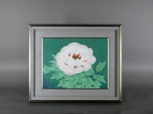 さいたま市 北区で「新山晃司」の日本画や「山崎翠祥」の油絵を買受させていただきました