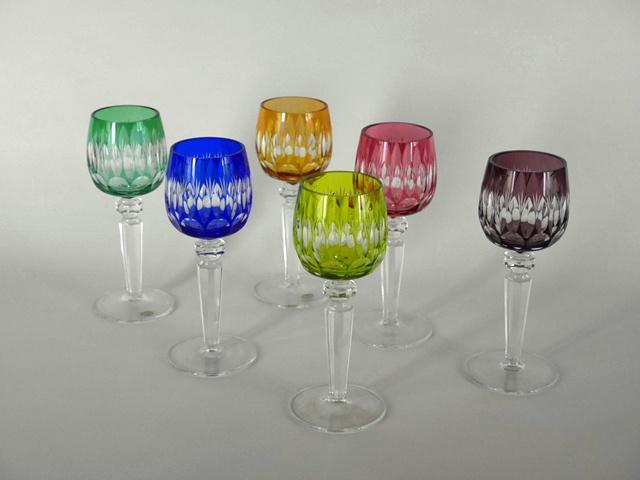 東京都 新宿区でクリスタルガラスのグラス(食器)を買いとらせて頂きました