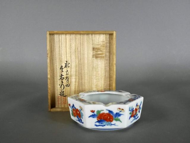 東京都 杉並区で「今泉今右衛門」や「宮永東山」の陶芸作品を買受させて頂きました