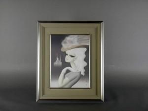 東京都 世田谷区で「東郷青児」の油絵(絵画)をご売却頂きました