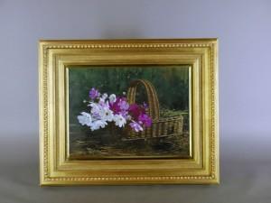東京都 目黒区で「三栖右嗣」の油絵(絵画)をご売却頂きました