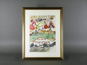 東京都 渋谷区 広尾で「ヘンリー・ミラー」の他、海外作家の版画や国内作家の絵画(油絵・日本画)をご売却頂きました